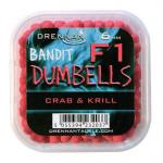 DRENNAN DUMBELLS F1 6MM Crab & Krill
