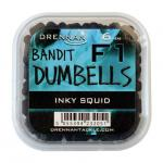 DRENNAN DUMBELLS F1 6MM Inky Squid