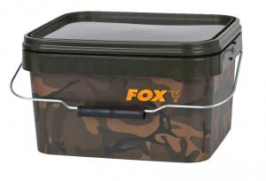 FOX Wiaderko CAMO SQUARE BUCKETS 5 L