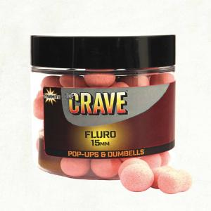 Dynamite Baits Kulki The Crave Fluro Pop Ups 15mm