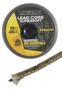 Mivardi Leadcore SuperSoft Stealth 10m/45lbs