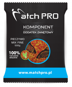 TOP PIECZYWO FLUO MIX FINE MatchPro 500g