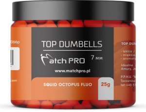 TOP DUMBELLS SQUID OCTOPUS 7mm / 25g MatchPro