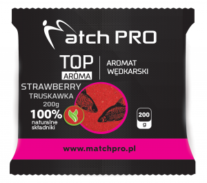 TOP TRUSKAWKA STRAWBERRY Aromat MatchPro 200g