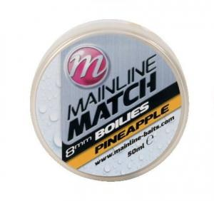 Mainline Match Boilies 8mm - Pineapple