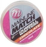 Mainline Match Dumbell Wafters 8mm - Chocolate
