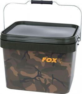 FOX Wiaderko CAMO SQUARE BUCKETS 10 L