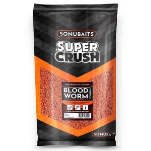 Sonubaits Supercrush- Bloodworm Groundbait 2kg