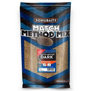 Sonubaits Supercrush- Match Method Dark 2kg