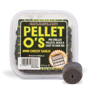 Sonubaits Pellet O - Cheesy Garlic / 8mm