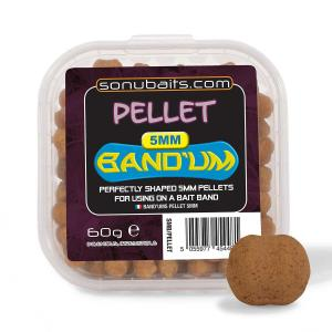 Sonubaits Mini Band'Um 5mm - Pellet