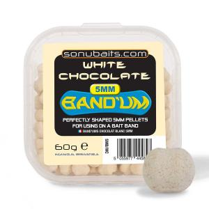 Sonubaits Mini Band'Um 5mm - White Chocolate // Biała Czekolada