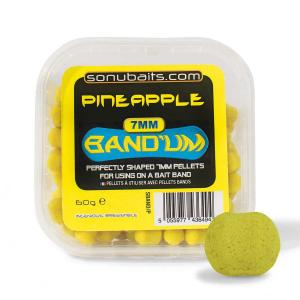 Sonubaits Mini Band'Um 7mm - Pineapple // Ananas