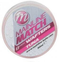 Mainline Match Wafters 8mm - Tuna