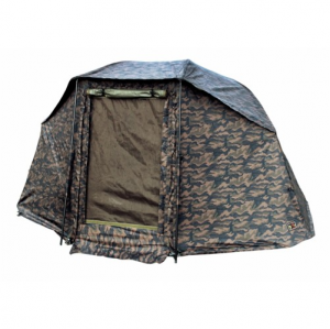 ZFish Camo Brolly Storm Camo 60