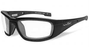 Okulary Wiley X BOSS Clear / Matte Black