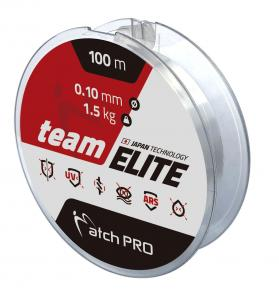 Team Matchpro ELITE Żyłka 100m 0,10 mm