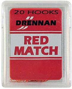 Haki RED MATCH Drennan # 18 | 20 szt