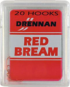 Haki RED BREAM Drennan # 18 | 20 szt