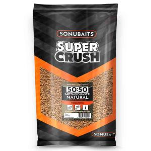 Sonubaits Supercrush - 50:50 Method and Paste Natural