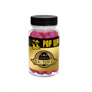 Pop upy Invader VICTORY - Squid / Żurawina 100ml