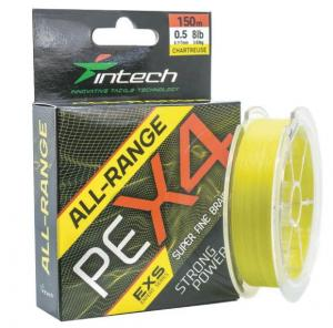 Plecionka Intech All-Range PE-X4 150m #0,6