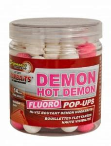 Starbaits Fluo Pop Up Hot Demon 20mm 80g