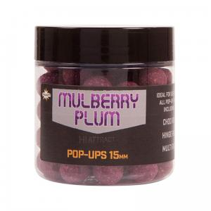 Dynamite Baits Pop-Ups Mulberry Plum 15mm