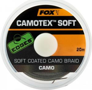 Fox EDGES Camotex Soft Coated Camo Braid 35lb -20m