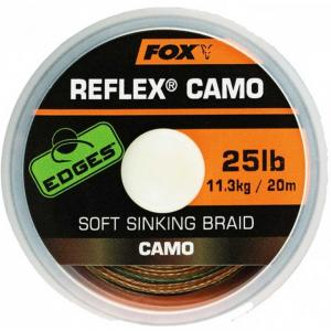 Fox Edges Reflex Camo Soft Sinking Braid 25lb - 20m