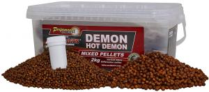 Starbaits Concept Pellets Hot Demon Mix 2kg
