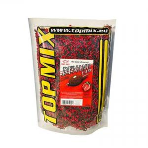 Top Mix Pellet DYNAMIC CARP Strawberry (Truskawka)