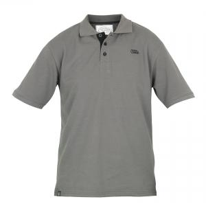 Koszulka polo FOX CHUNK Grey / Black XXL