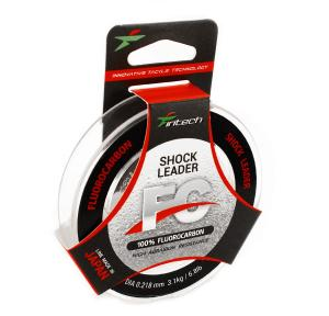 Intech Fluorocarbon 10m 0.418mm 9.0kg / 20lb