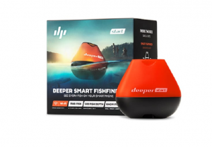 Echosonda Deeper START Smart Fishfinder