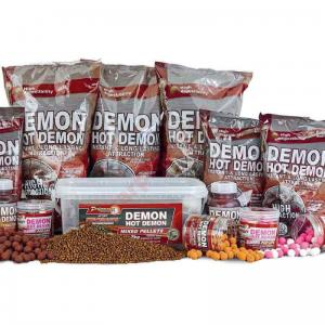 STARBAITS Method & Stick Mix Hot Demon Mixed 1,7kg