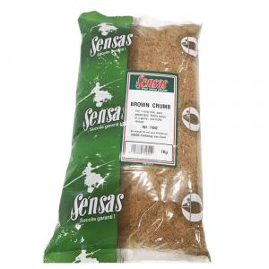SENSAS BUŁKA BROWN CRUMB 1KG