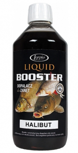 Dopalacz do zanęt Lorpio Liquid Halibut 500ml