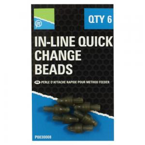 Łączniki Preston IN-LINE Quick Change Beads